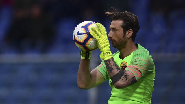 Juventus ograny. Roma wciąż walczy o Ligę Mistrzów