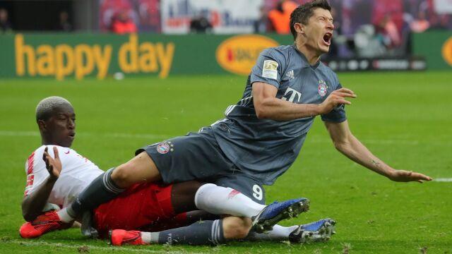 Lewandowski po kolejny tytuł. Finał Pucharu Niemiec na żywo w Eurosporcie 1