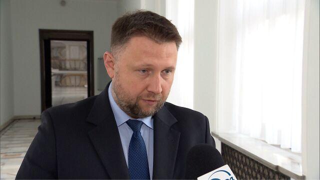 Kierwiński: bardzo cieszymy się z wyniku