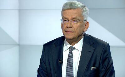 Stanisław Karczewski o kandydacie Zjednoczonej Prawicy na premiera