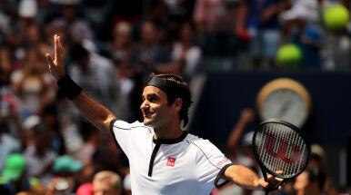 Federer nadal ma olimpijskie marzenie.