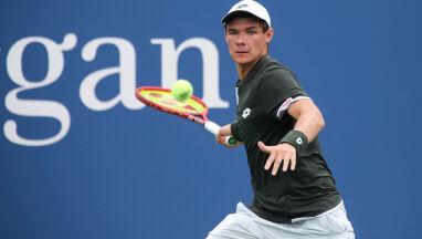 Majchrzak przegrał z kontuzją. Nie wystąpi w Australian Open
