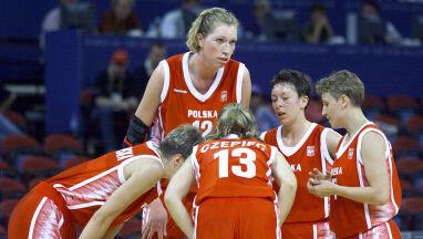 Małgorzata Dydek w Galerii Sław FIBA
