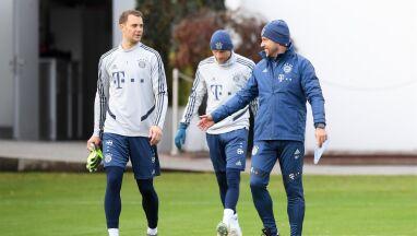 Bundesliga wraca do gry. Trener Bayernu nie boi się o swoich piłkarzy
