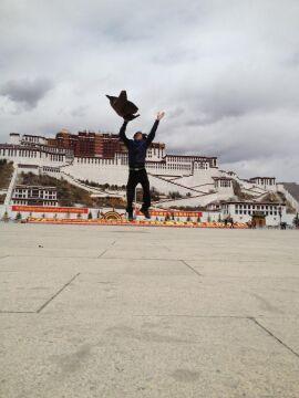 Tybet - najlepsze miejsce wg Jerry'ego