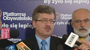 Bronisław Komorowski (PO): zamach mógł mieć związek z sytuacją w Polsce