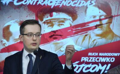 """""""Potępiamy wszelkie odwołania do ruchów totalitarnych"""""""