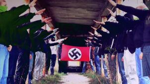 Miasto, gdzie neonaziści nie są