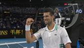 Djoković awansował do finału Australian Open
