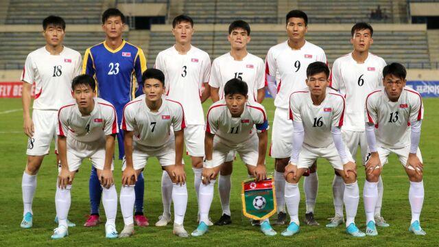 Korea Północna nie chce rywalizować w eliminacjach mistrzostw świata