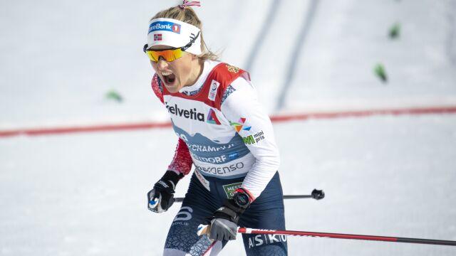 Gwiazda biegów narciarskich nie wyklucza startu w Tokio. Walczy o minimum