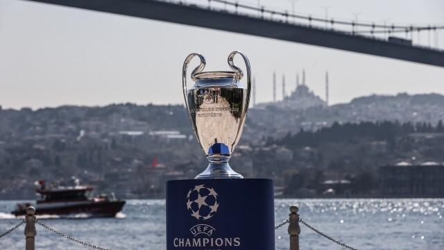 Trzeci taki finał w historii Ligi Mistrzów. Wszystko rozstrzygnie się w Turcji