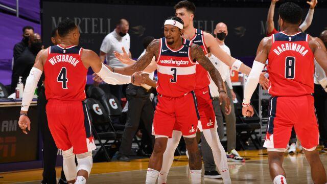 Mistrzowie znów przegrali. Wizards czekali na taki mecz trzy lata
