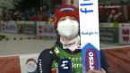 Karpiel po konkursie drużynowym w mistrzostwach świata