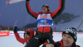Kubacki i Stoch wspominają konkurs na skoczni normalnej z MŚ w Seefeld