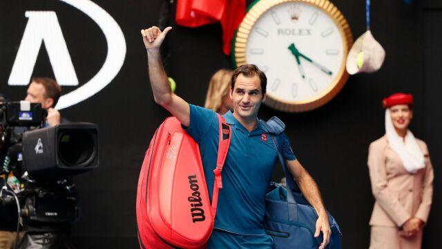 Najlepsze zagrania trzeciego dnia Australian Open