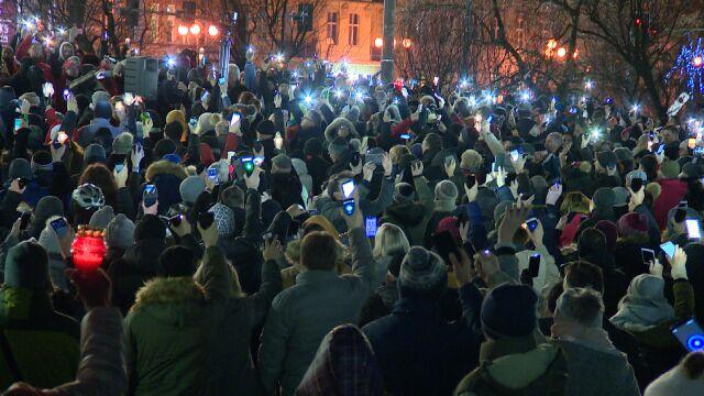 Szczecin, Białystok, Katowice, Lublin. Wiece przeciwko przemocy w całej Polsce po śmierci prezydenta Gdańska