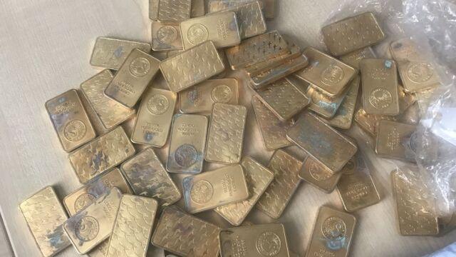 Za fałszywe sztabki złota pożyczył od znajomych ponad trzy miliony