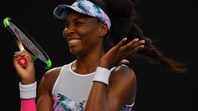 Z kortu do boba. Venus Williams chce wystartować w zimowych igrzyskach
