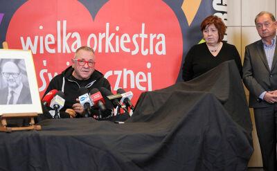 Owsiak o ataku na prezydenta Gdańska: trudno winić organizatorów