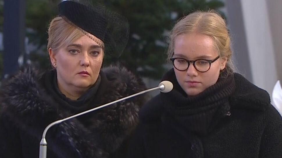 """""""Proszę, opiekuj się nami i całym Gdańskiem tam w niebie"""""""