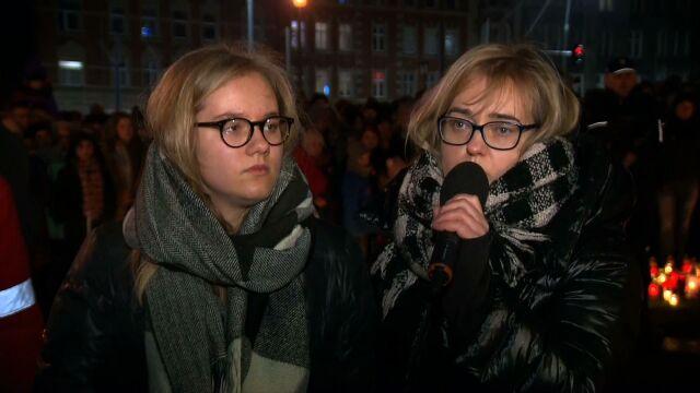 Żona i córka Adamowicza apelują do Jerzego Owsiaka