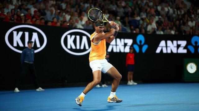Plan relacji z siódmego dnia Australian Open