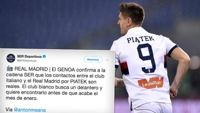 Hiszpańskie radio: Real pyta o Piątka, Genoa to potwierdza