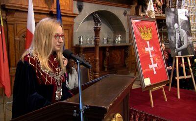 Uroczysta Rada Miasta w Gdańsku