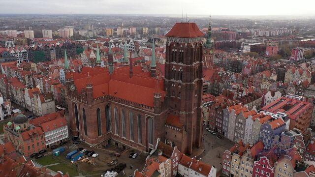 Gdańsk: pogrzeb Pawła Adamowicza w sobotę w Bazylice Mariackiej