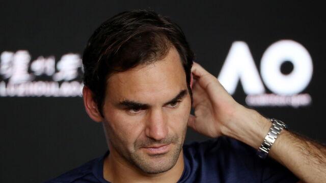Federer zaskoczył. Wróci do Paryża