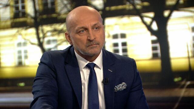 """Kazimierz Marcinkiewicz był gościem """"Faktów po Faktach"""""""