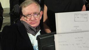 Potężne zainteresowanie doktoratem Hawkinga. Serwery ledwo to wytrzymują