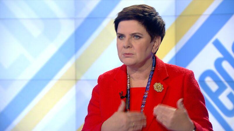 Beata Szydło: Będą zmiany w rządzie