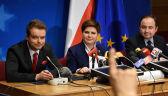 """Szydło: porozumienie z Londynem """"satysfakcjonujące dla Polski"""""""