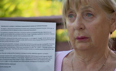 IPN: Wdowa po gen. Kiszczaku zażądała 90 tys. zł za dokumenty