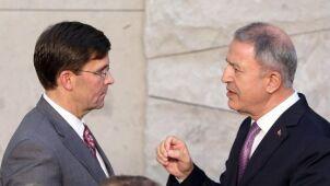 Turcja ostrzega przed zakończeniem współpracy z USA