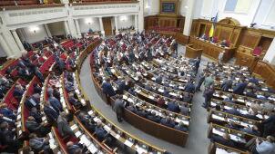 Program ukraińskiego rządu zatwierdzony.  Chcą uzyskać 40-procentowy wzrost gospodarczy