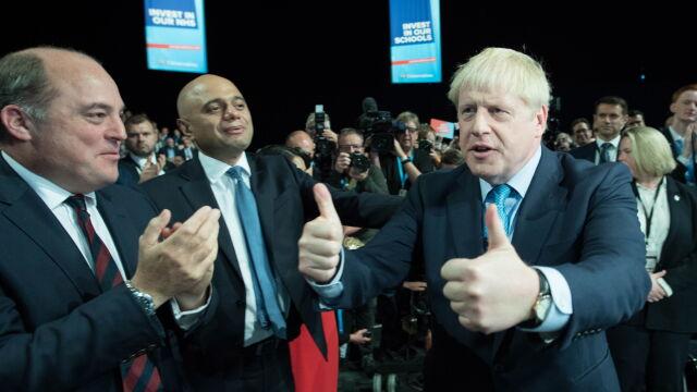 Nowy pomysł Johnsona nie padł na podatny grunt