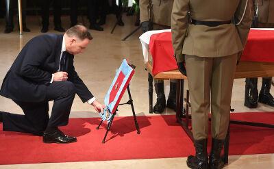 Prezydent: Kornel Morawieckie był człowiekiem niezwykle głębokich przekonań