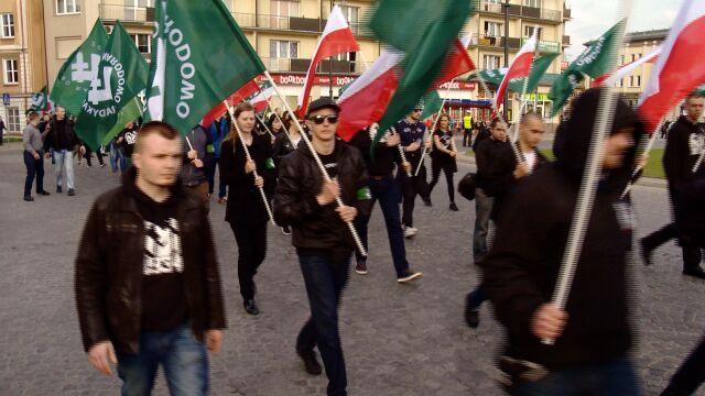 Demonstracja siły