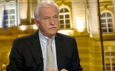 Olechowski: Platforma jest teraz w fatalnej sytuacji, a opozycja poczuła krew