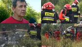 Rozmowa z byłym strażakiem, który wyciągnął z płonącego samolotu trzy osoby