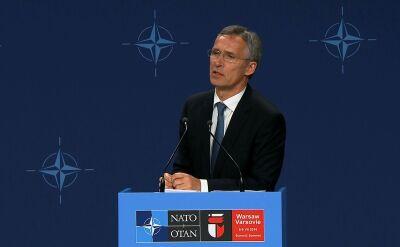 Stoltenberg o dialogu z Rosją