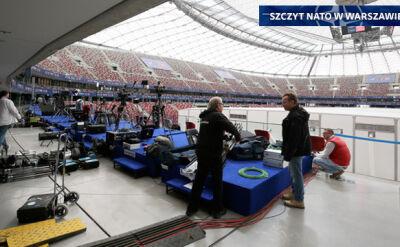 Rusza historyczny szczyt NATO w Warszawie