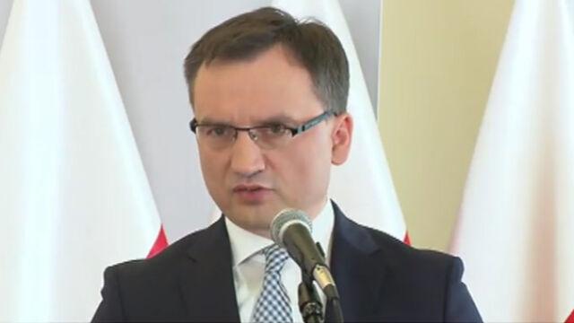 Większość z ujawnionych kandydatów do KRS powiązana ze Zbigniewem Ziobro