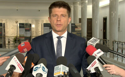 Ryszard Petru komentuje projekt nowej ordynacji wyborczej