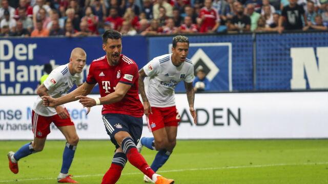 Towarzyskie zwycięstwo Bayernu. Bez Lewandowskiego