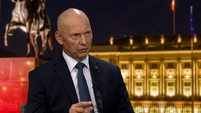 Generał Różański: budowanie WOT nie zwiększa bezpieczeństwa