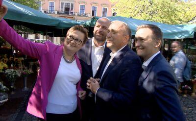 Jacek Sutryk kandydatem Koalicji Obywatelskiej